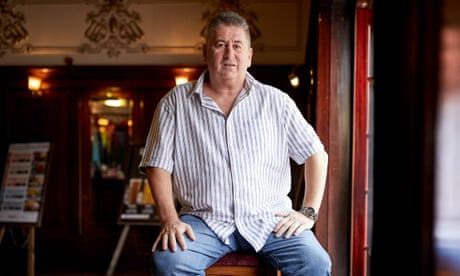 Nigel Callaghan: 'If I was meant to die I'd have died on that table'