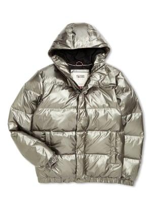 Jacket, £190, Hilfiger Denim