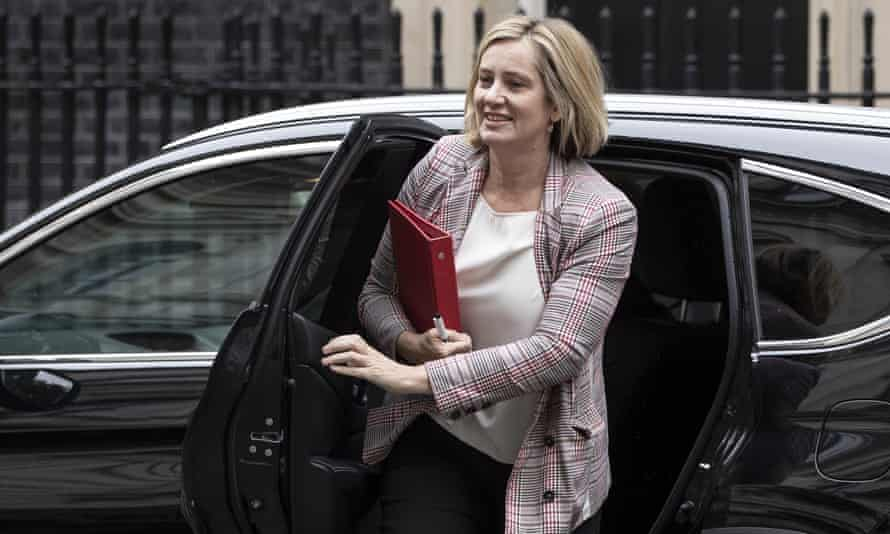Amber Rudd had previously forced Theresa May to take no-deal Brexit off the table.