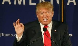 Donald Trump Muslims Republican party election