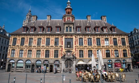 Vieille Bourse on Lille's Grand'Place