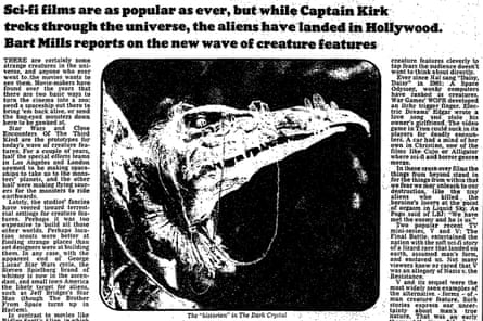 Guardian 9 August 1984.