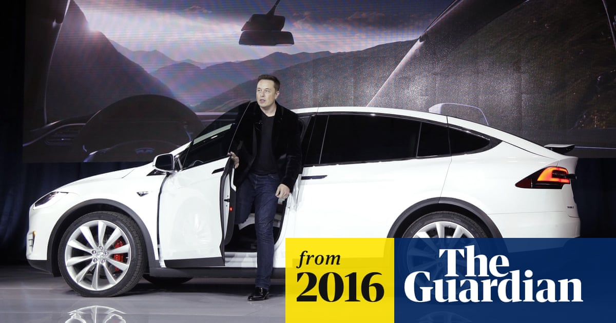 tesla s autopilot helps get man to the hospital during medical emergency technology the guardian hospital during medical emergency