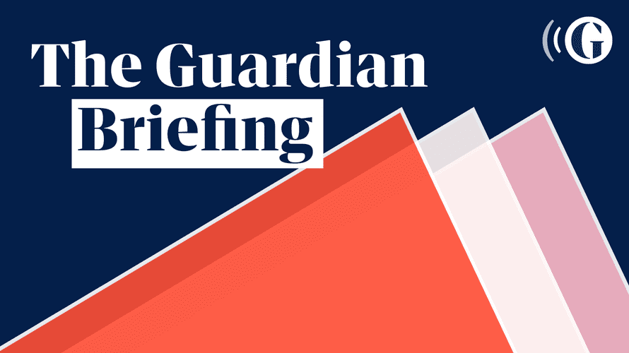 The Guardian Briefing logo
