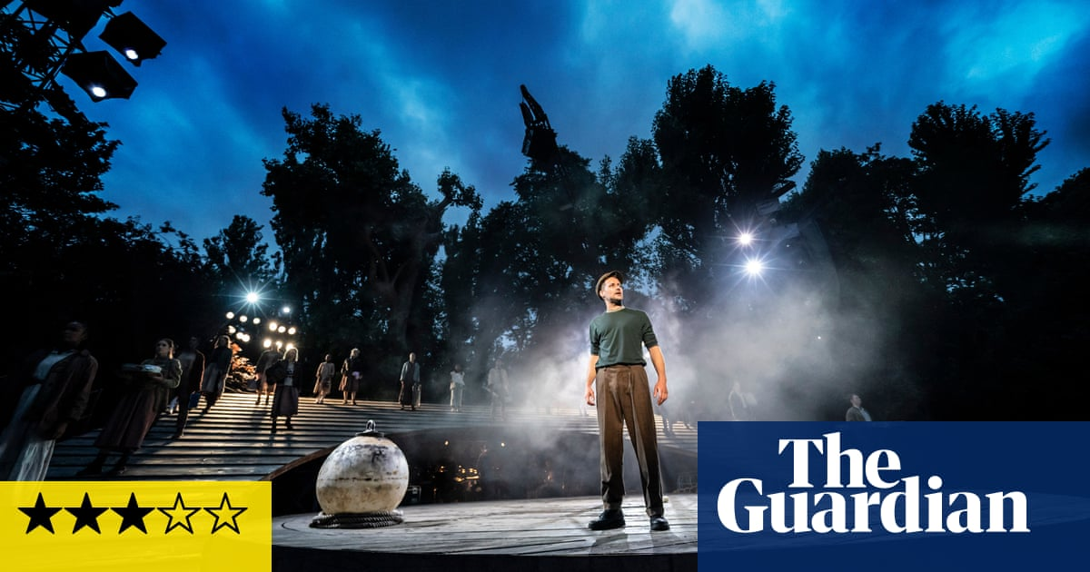 Carousel review – takes the shine off its fairground attraction