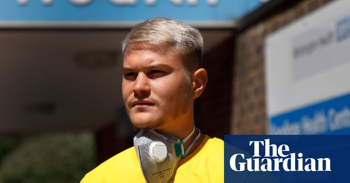 Boxer Sam Cox: Ive delivered around 15,000 NHS meals personally