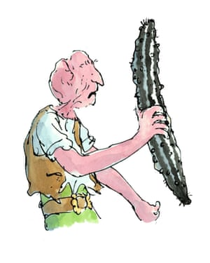 Detail from The BFG.
