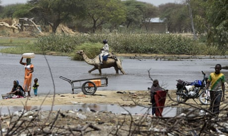 Lake Chad shrinking? It's a story that masks serious failures of governance