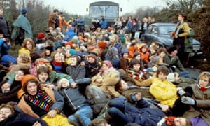 Greenham Common women's peace camp