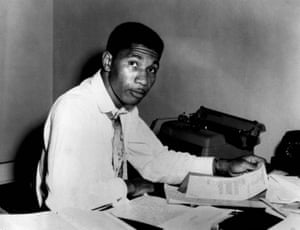 Medgar Evers in 1955.