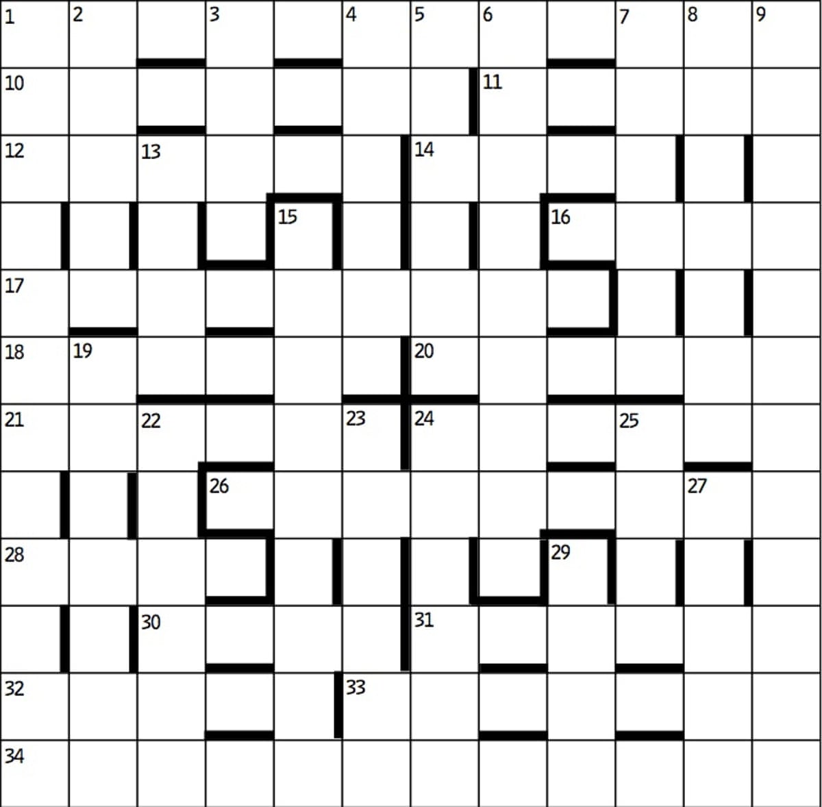 Really Crossword Clue  Letters
