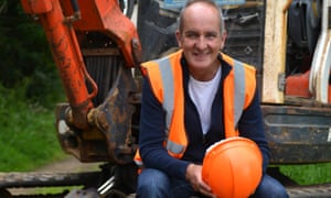 Kevin McCloud acknowledged residents had received 'poor service'.