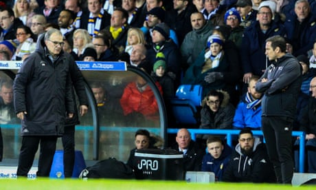 Leeds apologise after Derby spy row and remind Marcelo Bielsa of 'integrity'