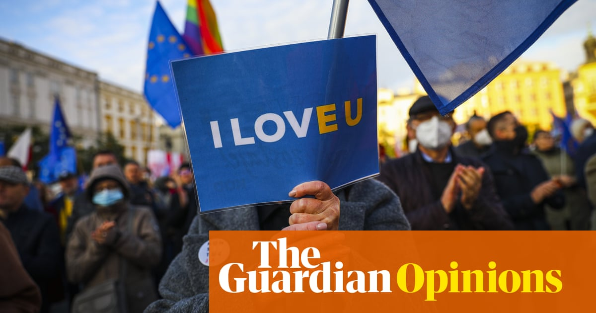 The Guardian view on Poland's challenge to EU law: crossing a line