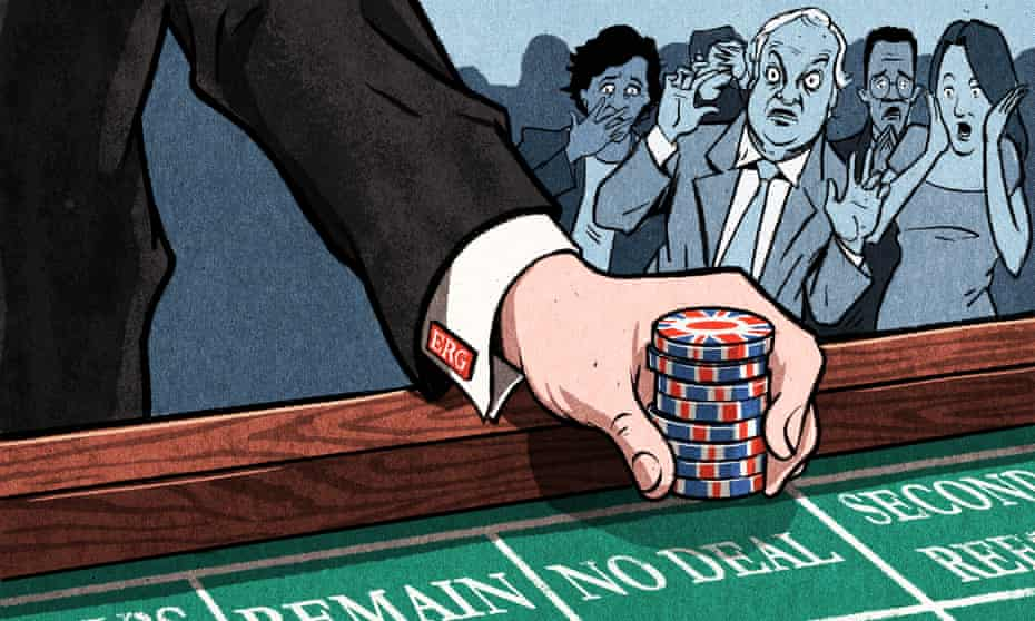 Ben Jennings illustration