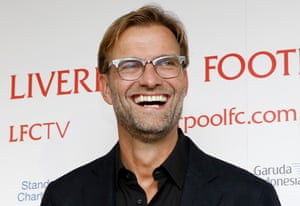 Jürgen Klopp is unveiled as new Liverpool manager.