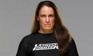 Tara Larosa became involved in the far right after her retirement from fighting in 2015
