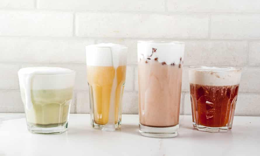 Cheese tea, or naigai cha, has taken off – first across Asia and more recently in the US.