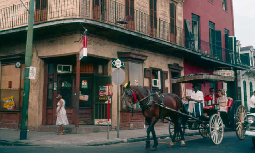 New Orleans in 1960