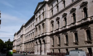 The Foreign and Commonwealth Office in Whitehall