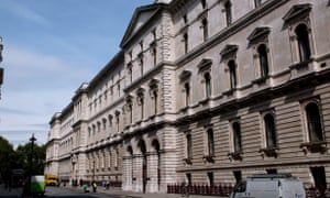 Foreign and Commonwealth Office, Whitehall