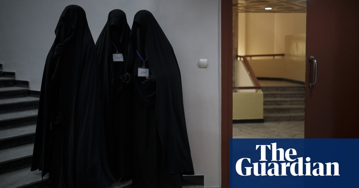 Afghan women at university must study in female-only classrooms, Taliban say