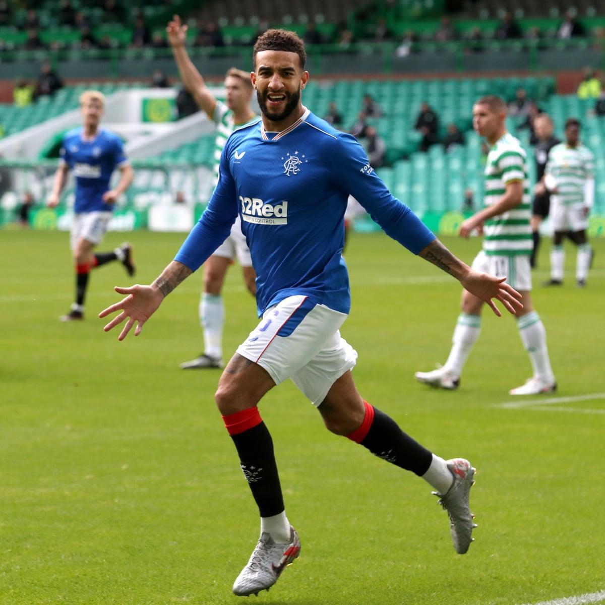 Celtic 0 2 Rangers Scottish Premiership As It Happened Football The Guardian