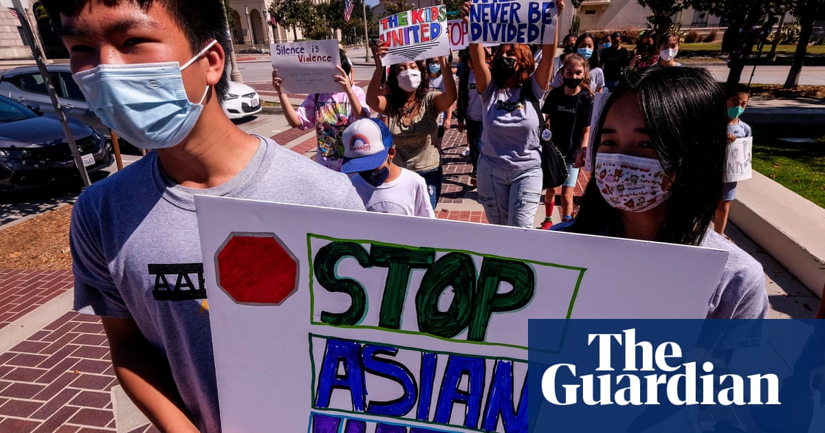 More than 9,000 anti-Asian incidents reported in US since pandemic started