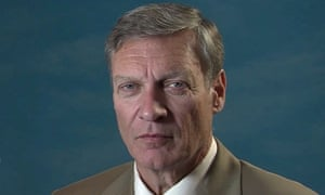 Ted Malloch: guilty of 'outrageous malevolence' towards 'the values that define this European Union', according to a letter from MEPs.