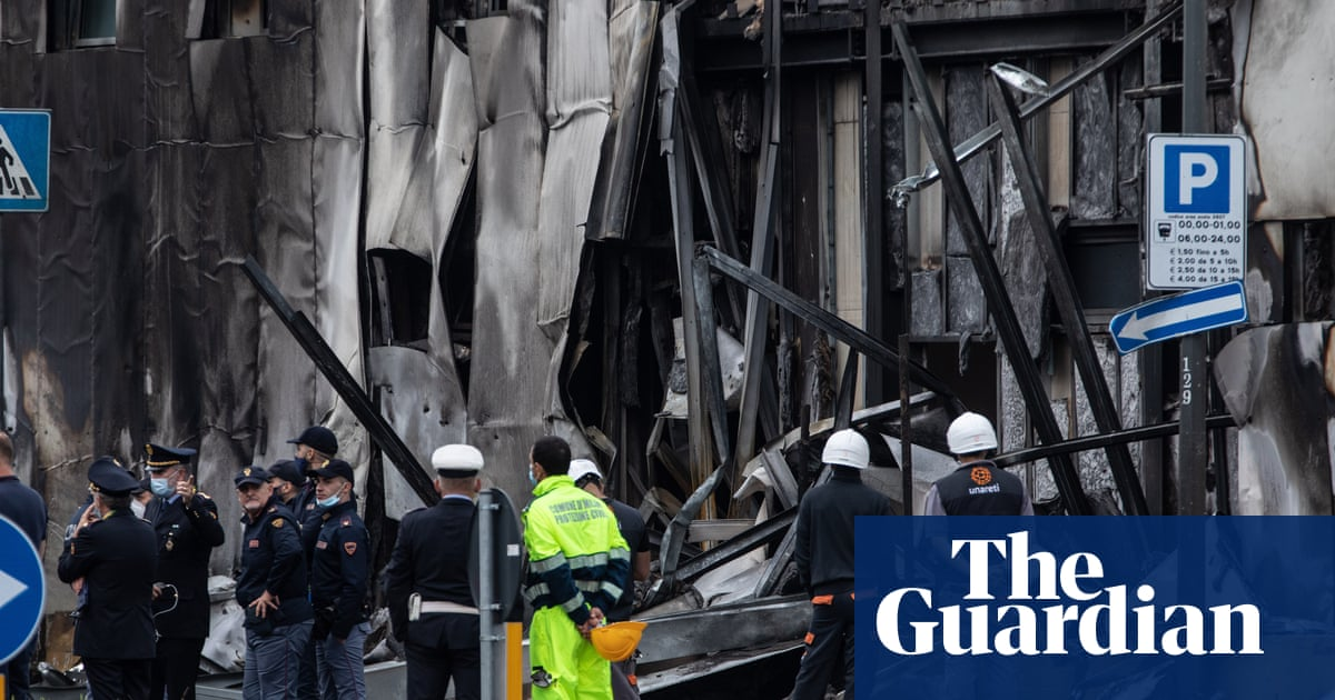 Eight killed after plane crashes into Milan office building