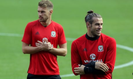 Playing for Wales more exciting than playing for Real Madrid, says Bale