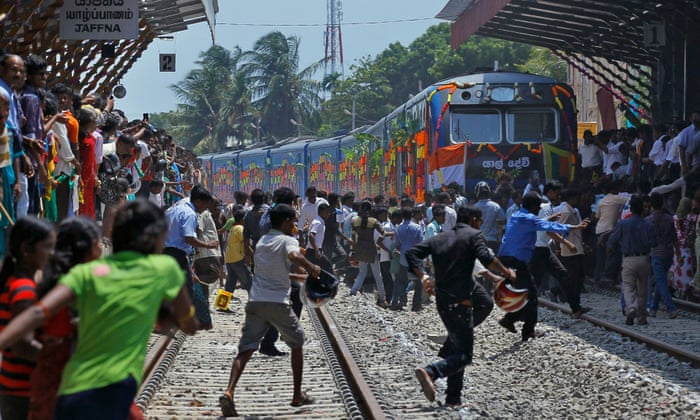 18 of the world's best rail journeys | Travel | The Guardian