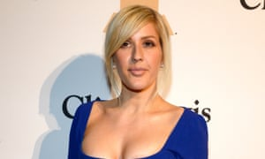 Ellie Goulding: can she beat Taylor Swift?