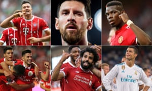 Champions League: fans from all 32 clubs share their