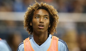 Gianluca Busio is one of the most promising young players in MLS, and believes the youth system is healthy