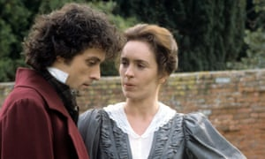 Rufus Sewell and Juliet Aubrey in Middlemarch.