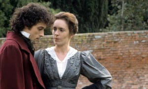 Rufus Sewell and Juliet Aubrey in the BBC TV adaptation of Middlemarch (1994).
