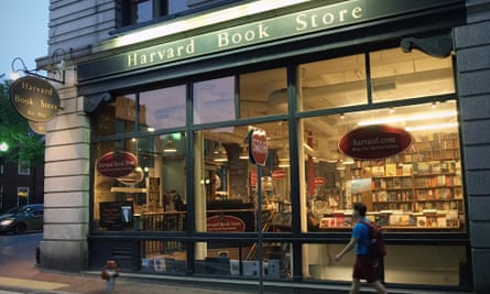 Interview with a Bookstore: Harvard Book Store, Massachusetts' books maze | Books | The Guardian