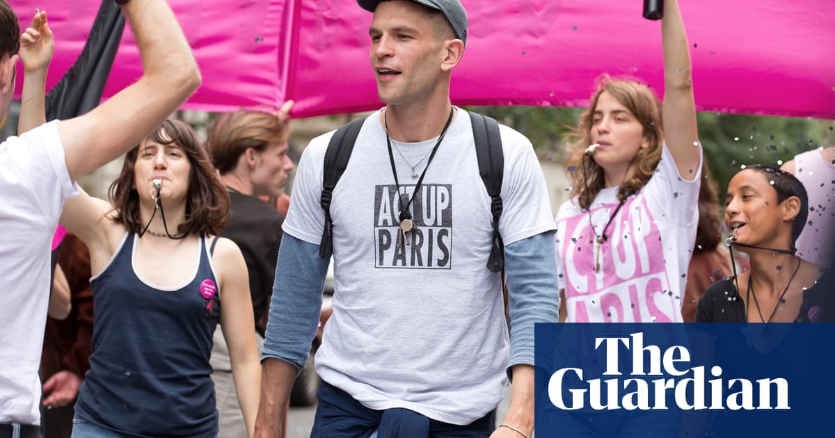 French Aids drama BPM shows Hollywood how to capture gay history