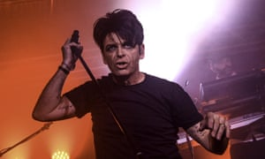 'To be excluded is almost unbelievable' … Numan.
