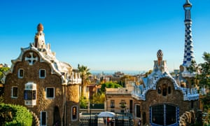 Barcelona is popular for Airbnb.
