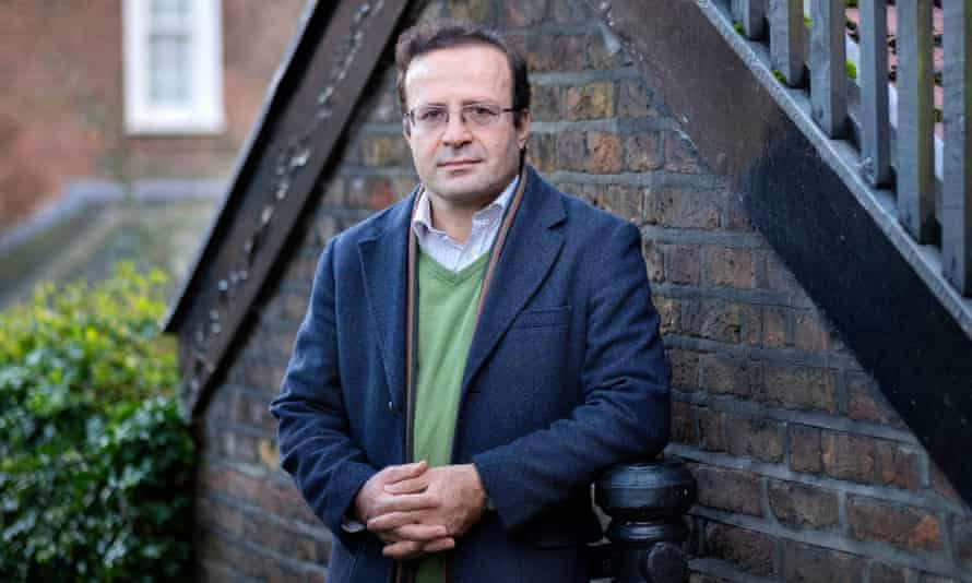 Kameel Ahmady was found guilty in Iran of conspiring with hostile foreign powers.