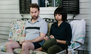 Mike Birbiglia and Kate Micucci in Don't Think Twice.
