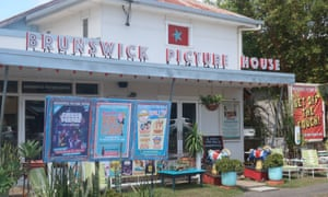 Brunswick Picture House at Brusnwick Heads