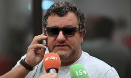 Mino Raiola made £41m from Juventus, Manchester United and Paul Pogba, when the player moved to Old Trafford for £89m in 2016.