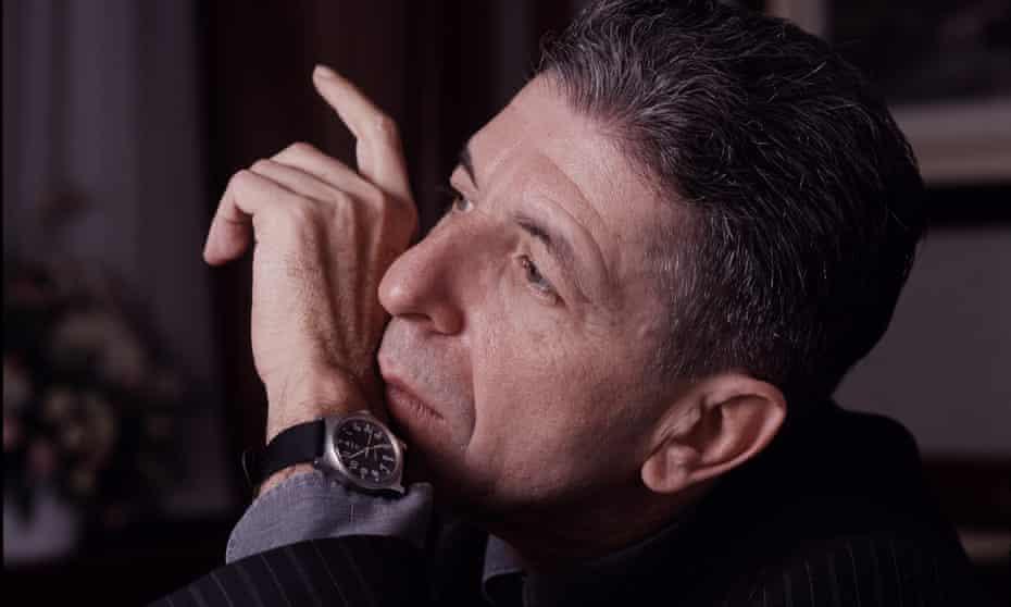Leonard Cohen, London 198