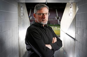 Craig Levein admits the first season of his second stint as Hearts manager was 'horrendous' but that 'even training is amazing' with the group he has for his second.