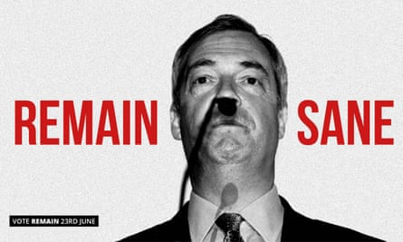 Nigel Farage and the microphone