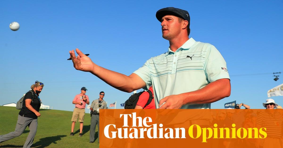 Koepka v DeChambeau an epic spat? More like a glimpse of golfing reality