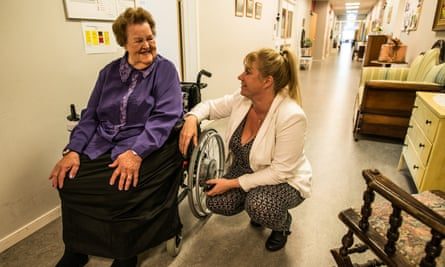The Svartedalens elderly care home